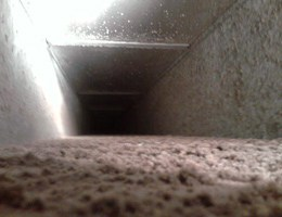 Duct Cleaning Services in Howell MI - Before Image
