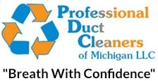Professional Duct Cleaners of MI